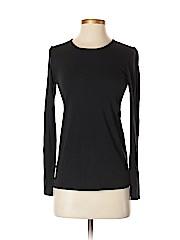 Ann Taylor Women Long Sleeve T-Shirt Size S