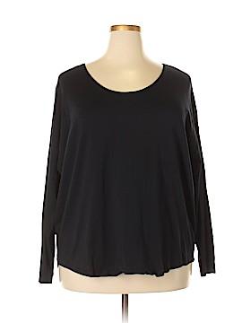 A.n.a. A New Approach Long Sleeve T-Shirt Size 2X (Plus)