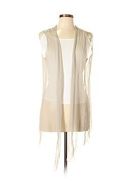 Elie Tahari Silk Cardigan Size XL
