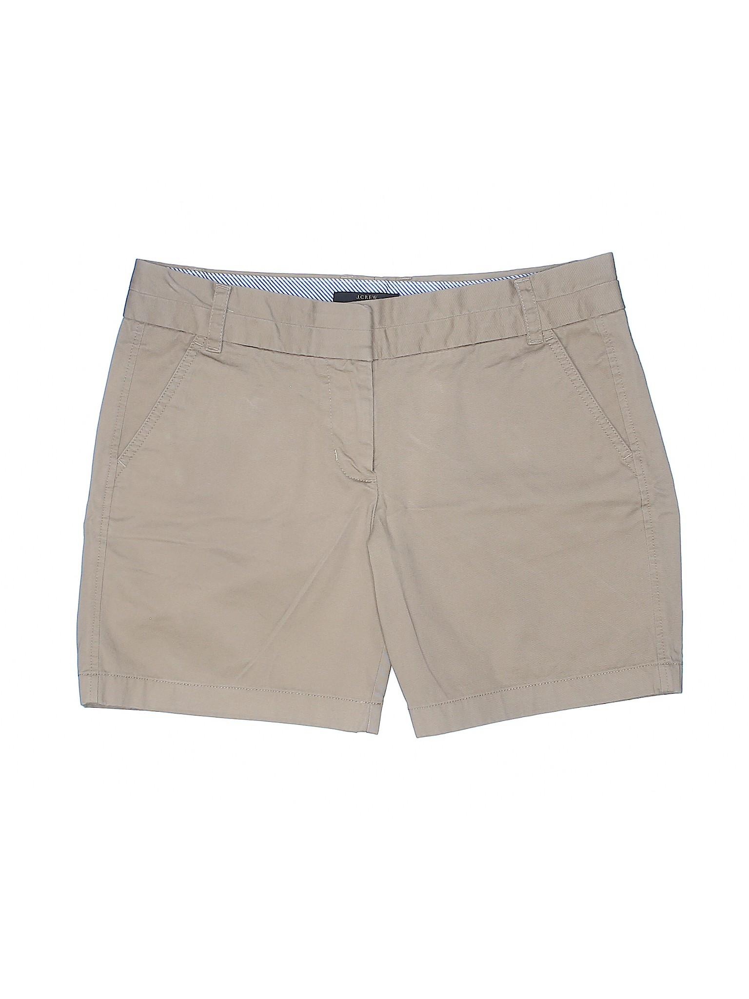 J Crew J Khaki Shorts Boutique Crew Boutique Khaki wX4fqES