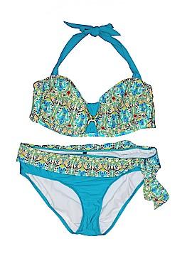 Alex Marie Two Piece Swimsuit Size 16