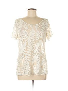 Capri Short Sleeve Blouse Size M