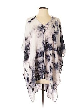 Umgee Short Sleeve Blouse Size Sm/M