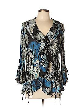 Agora 3/4 Sleeve Blouse Size XL