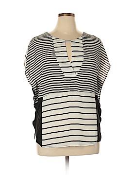 O.S. Short Sleeve Blouse Size M