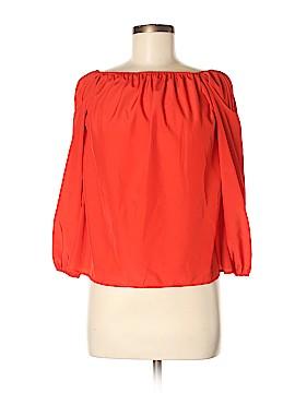 Necessary Clothing 3/4 Sleeve Blouse Size M