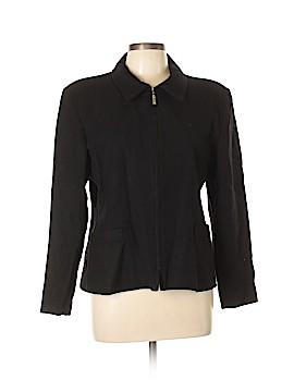 Savannah Wool Blazer Size L