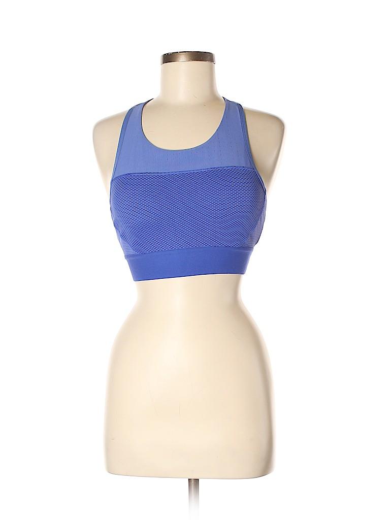 e124ea3f93101 Lole Color Block Blue Sports Bra Size M - 36% off