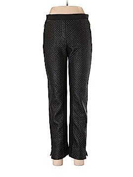 BCBGMAXAZRIA Faux Leather Pants Size M