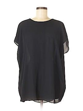 CATHERINE Catherine Malandrino Short Sleeve Blouse Size M