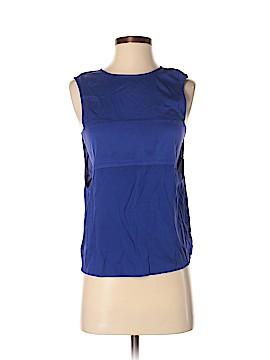 T by Alexander Wang Sleeveless Silk Top Size 4