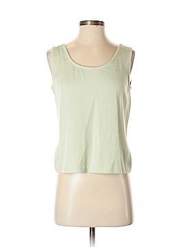 St. John Collection Sleeveless Blouse Size S