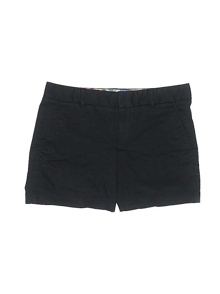 Banana Republic Women Khaki Shorts Size 6 (Petite)