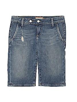Paige Denim Shorts 27 Waist