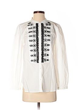J. Crew Long Sleeve Button-Down Shirt Size XS