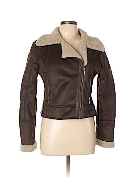 Xhilaration Faux Leather Jacket Size L