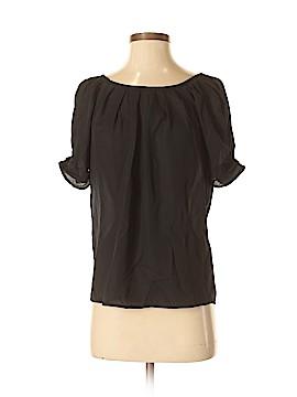 Cynthia by Cynthia Rowley Short Sleeve Blouse Size XS