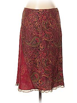 Express Silk Skirt Size S