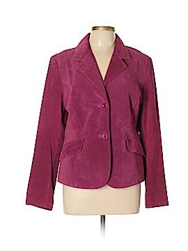 Chadwicks Leather Jacket Size 12