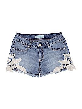 Chord Denim Shorts Size 7