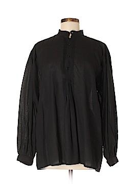 J. Peterman Long Sleeve Button-Down Shirt Size S