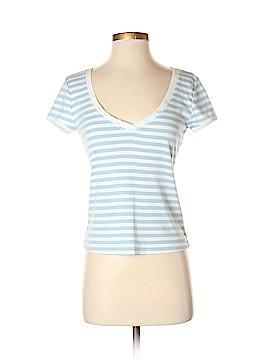Frame Shirt London Los Angeles Short Sleeve Top Size XS