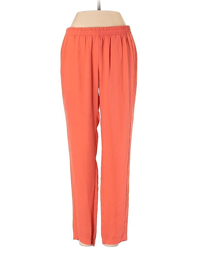 Theory Women Silk Pants Size S