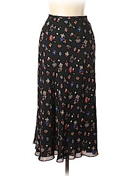 Anne Klein Silk Skirt Size 8