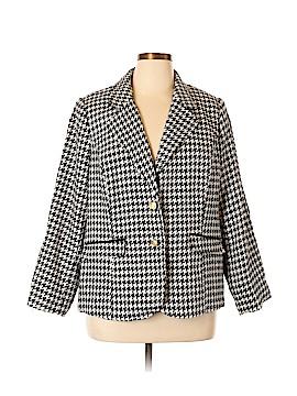 Joan Rivers Blazer Size 22 (Plus)