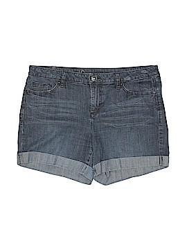 LC Lauren Conrad Denim Shorts Size 16