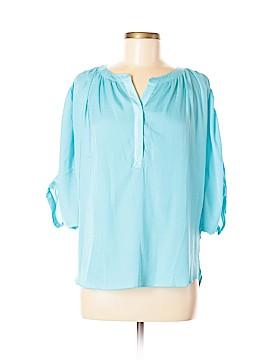 Jennifer Lopez 3/4 Sleeve Blouse Size M