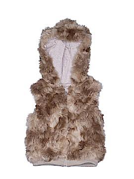 H&M Faux Fur Vest Size 3 / 4
