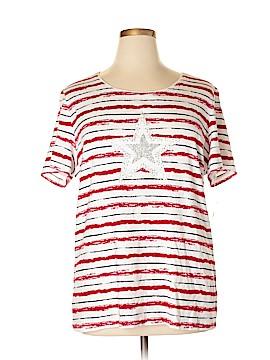L-RL Lauren Active Ralph Lauren Short Sleeve T-Shirt Size 2X (Plus)