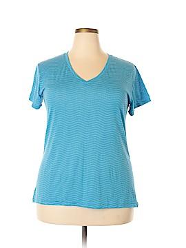 Avia Short Sleeve T-Shirt Size 2X (Plus)