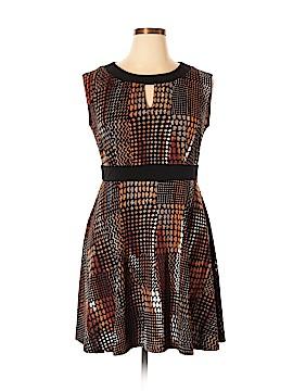 AA Studio AA Casual Dress Size 14 (Petite)