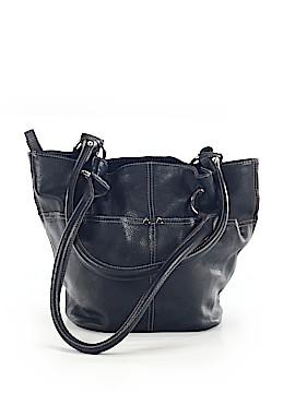 Tianello Leather Tote One Size