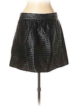 Banana Republic Faux Leather Skirt Size 12