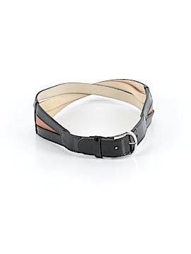 White House Black Market Leather Belt Size XS
