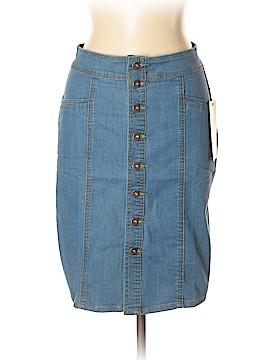 Spoon Jeans Denim Skirt Size 11