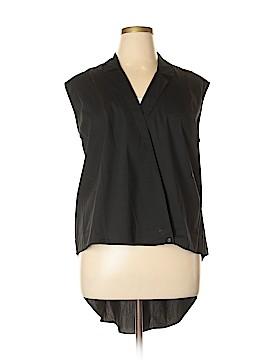 Worthington Sleeveless Blouse Size XL