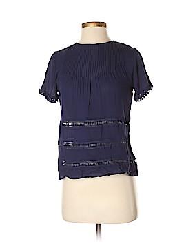 Crescent Short Sleeve Blouse Size XS (Petite)
