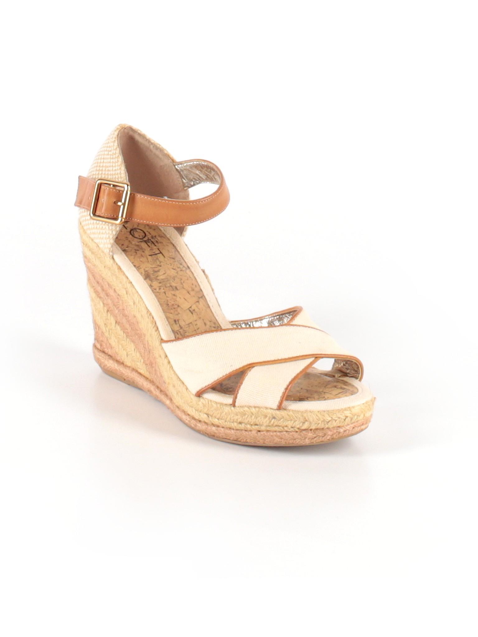 Taylor Boutique Ann LOFT promotion Wedges fqE8wx67