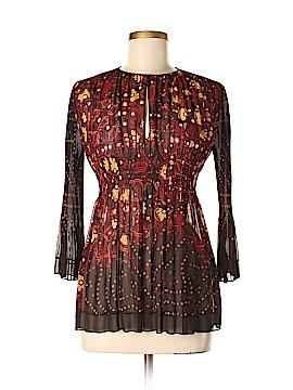 Vivienne Tam Long Sleeve Blouse Size Sm (1)