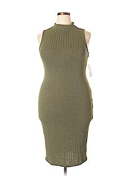 Just Fab Casual Dress Size XXL