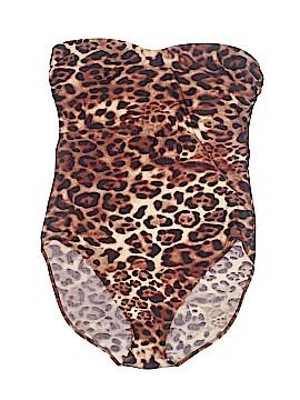 Newport News One Piece Swimsuit Size 16