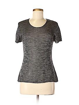 Calvin Klein Collection Silk Pullover Sweater Size S