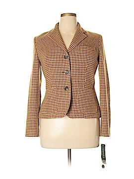 Lauren by Ralph Lauren Wool Blazer Size 14 (Petite)