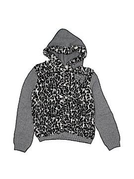 Hartstrings Zip Up Hoodie Size 7 - 8