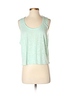Topshop Sleeveless T-Shirt Size 4