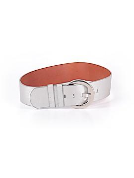 Etienne Aigner Leather Belt Size S